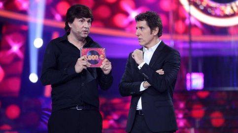 'Tu cara me suena': Raúl Pérez, ganador de la quinta gala como Raphael