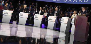 Post de El maratoniano debate presidencial de Francia se salda sin vencedor claro