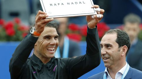 Rafa Nadal debuta en su pista con una contundente victoria ante Dutra