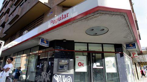 Tensión de clientes en sedes del Popular para vender acciones y sacar depósitos