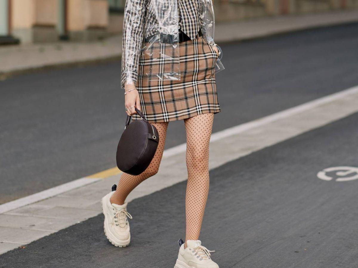 Foto: Una imagen de 'street style' de la Semana de la Moda de Estocolmo. (Imaxtree)
