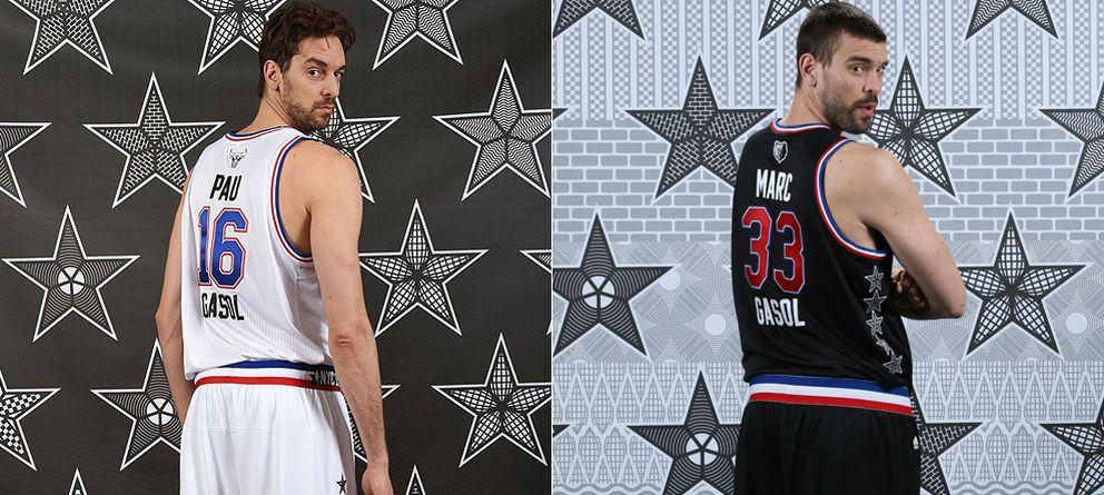 Pau y Marc Gasol, dos maneras de alcanzar un mismo lugar y hacer historia en la NBA