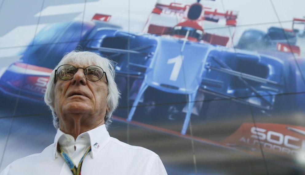 Foto: Ecclestone ha advertido de que sólo habrá una carrera en España. (Reuters)