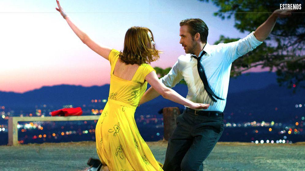 Foto: Emma Stone y Ryan Gosling en 'La La Land. La ciudad de las estrellas'