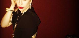 Post de Lady Gaga escoge un vestido de Juan Vidal para retomar su gira