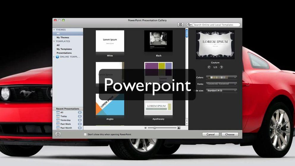 Prohibido el PowerPoint: atonta al oyente y eterniza las reuniones