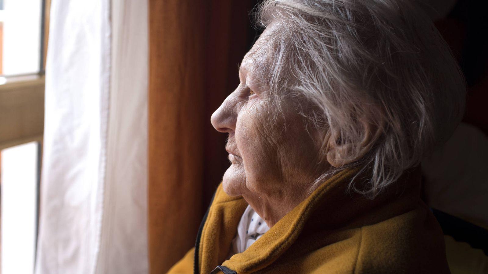 Foto: Uno de cada tres mayores de 85 años padece alzhéimer. (iStock)