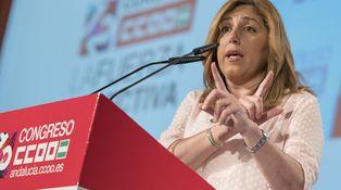 Bienvenida a Andalucía, Susana Díaz