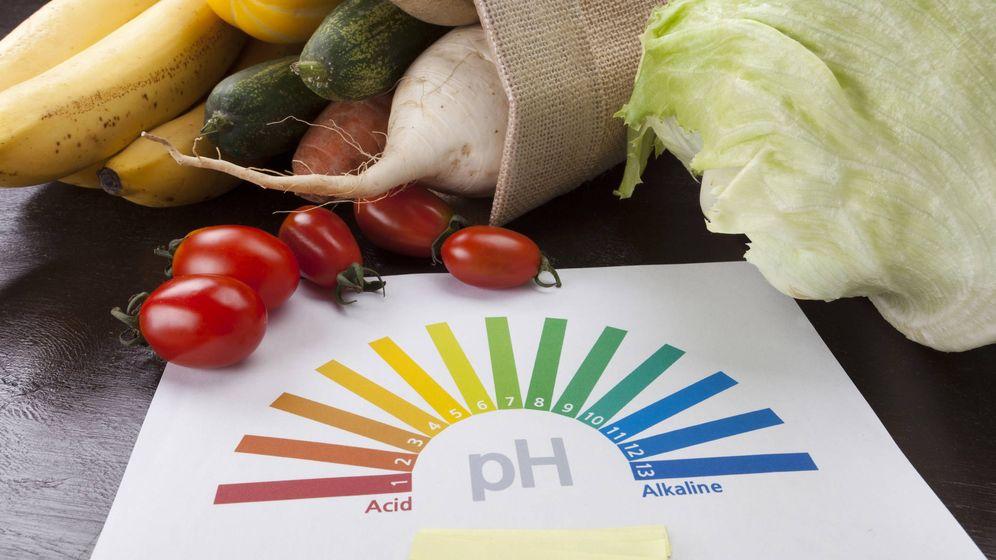 Foto: La clave de una dieta saludable no está en el pH de sus alimentos. (iStock)