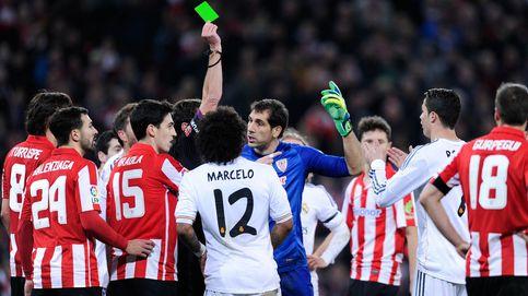 Amarilla, roja... ¡y verde! Italia se inventa una tarjeta para premiar a los jugadores