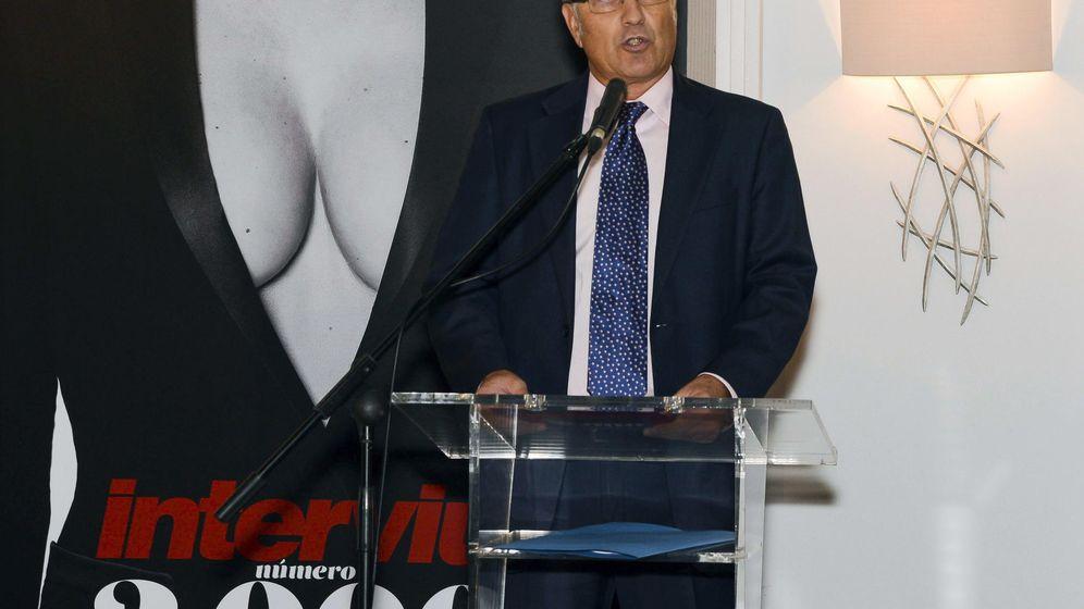 Foto: El último director de 'Interviú', Alberto Pozas. (EFE)