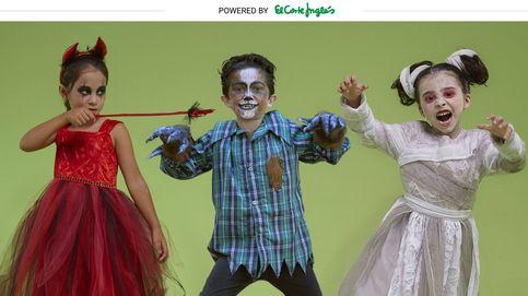 Diez disfraces de Halloween para que tu hijo se lo pase de miedo