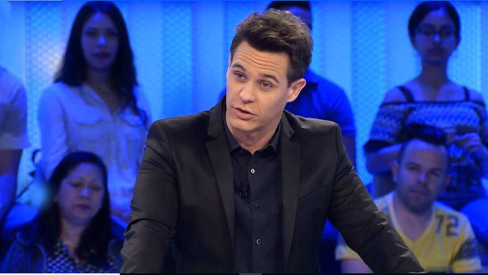 Christian Gálvez sale en defensa de Jero y Orestes en 'Pasapalabra'