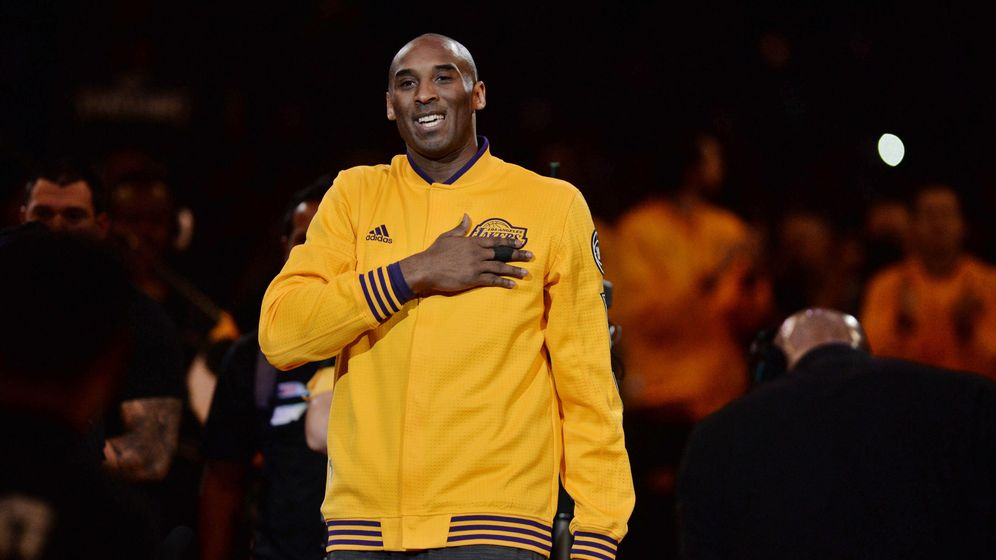 Foto: Kobe Bryant se retiró en abril de 2016 tras 20 años en la NBA. (USA TODAY Sports)