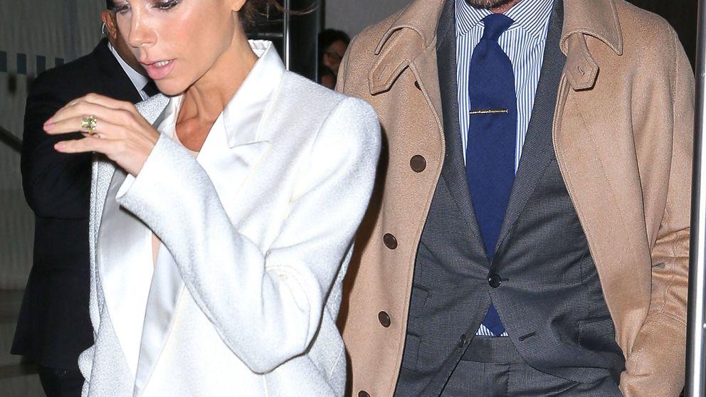 Los Beckham buscan palacio al estilo Downton Abbey por 6 millones de libras en las afueras de Londres