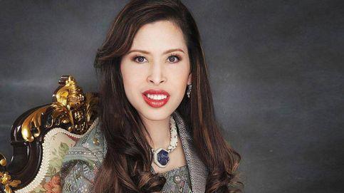 La frágil salud de la hermana pequeña del rey de Tailandia: lupus, pancreatitis, dolor...