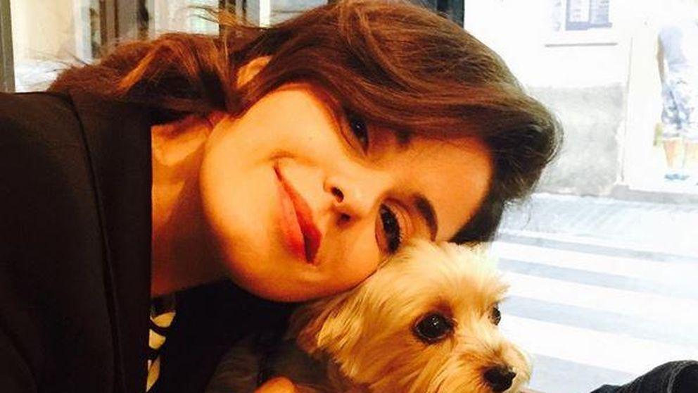 Marta Torné, desolada y abatida tras la muerte de su perro Rufus