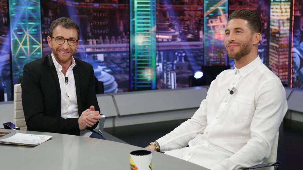 Sergio Ramos justifica su chulería en 'El Hormiguero': Me gusta el choque
