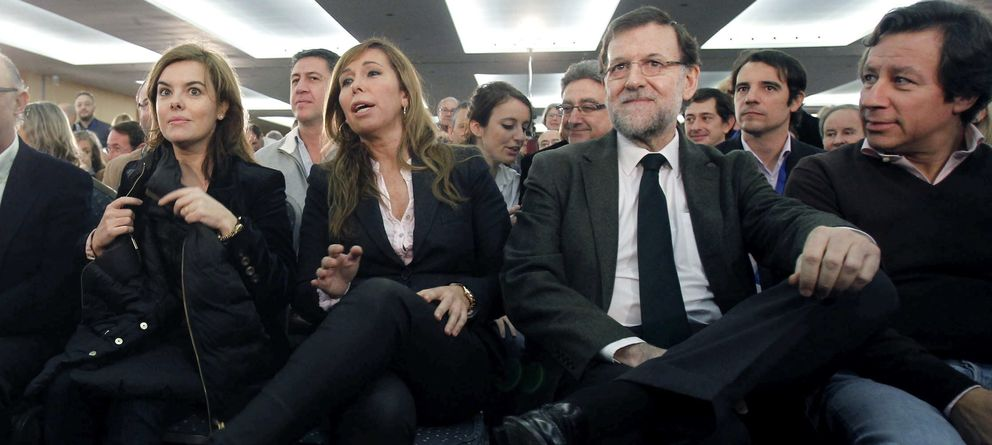 Foto: Las imágenes de la convención del PP en Cataluña
