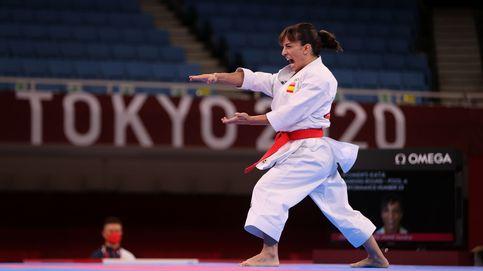 Sandra Sánchez, opción de medalla: a qué hora y dónde ver a la karateka española