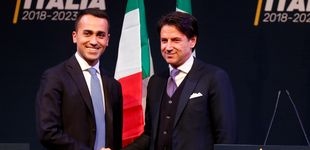 Post de ¿El 'premier' de los cursos falsos o elecciones en Italia? Mattarella convoca a Conte