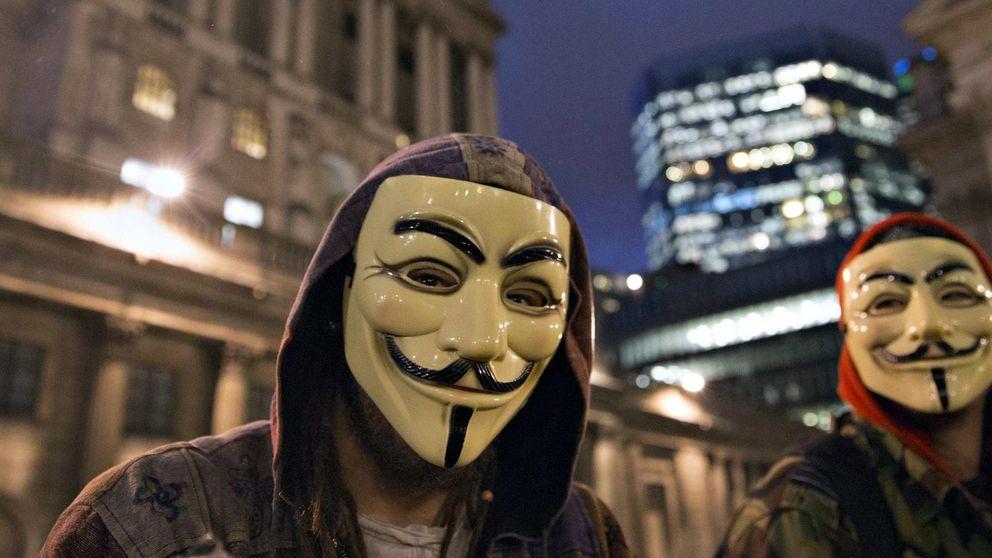 Anonymous le declara la guerra a los terroristas