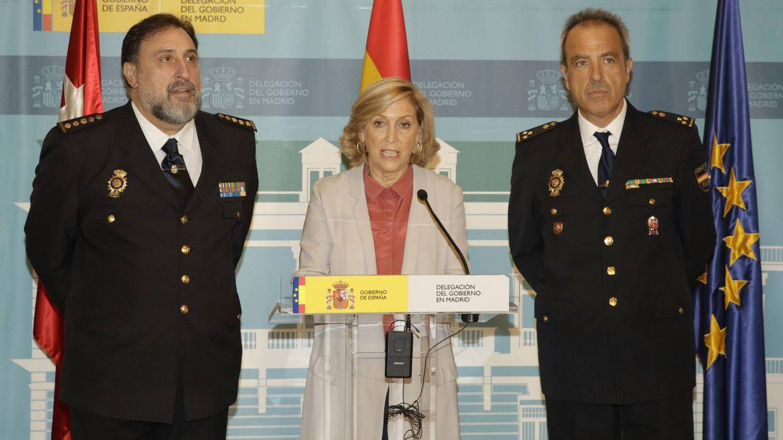 Germán Castiñeira, nuevo comisario de información de la Policía Nacional