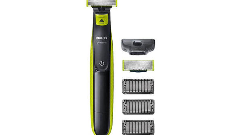 Philips QP2520/30 OneBlade para recortar, afeitar y perfilar