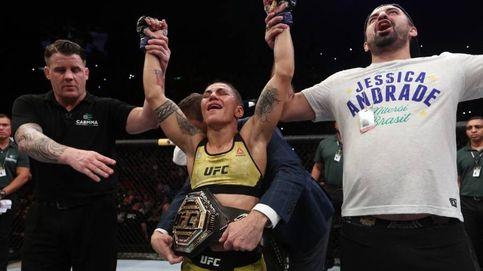 UFC 237: un error y el KO más salvaje de Jessica Andrade