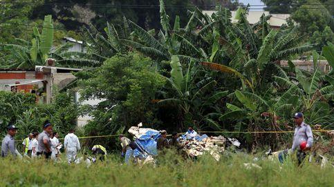 Las imágenes del accidente de aviación en Cuba con más de 100 pasajeros