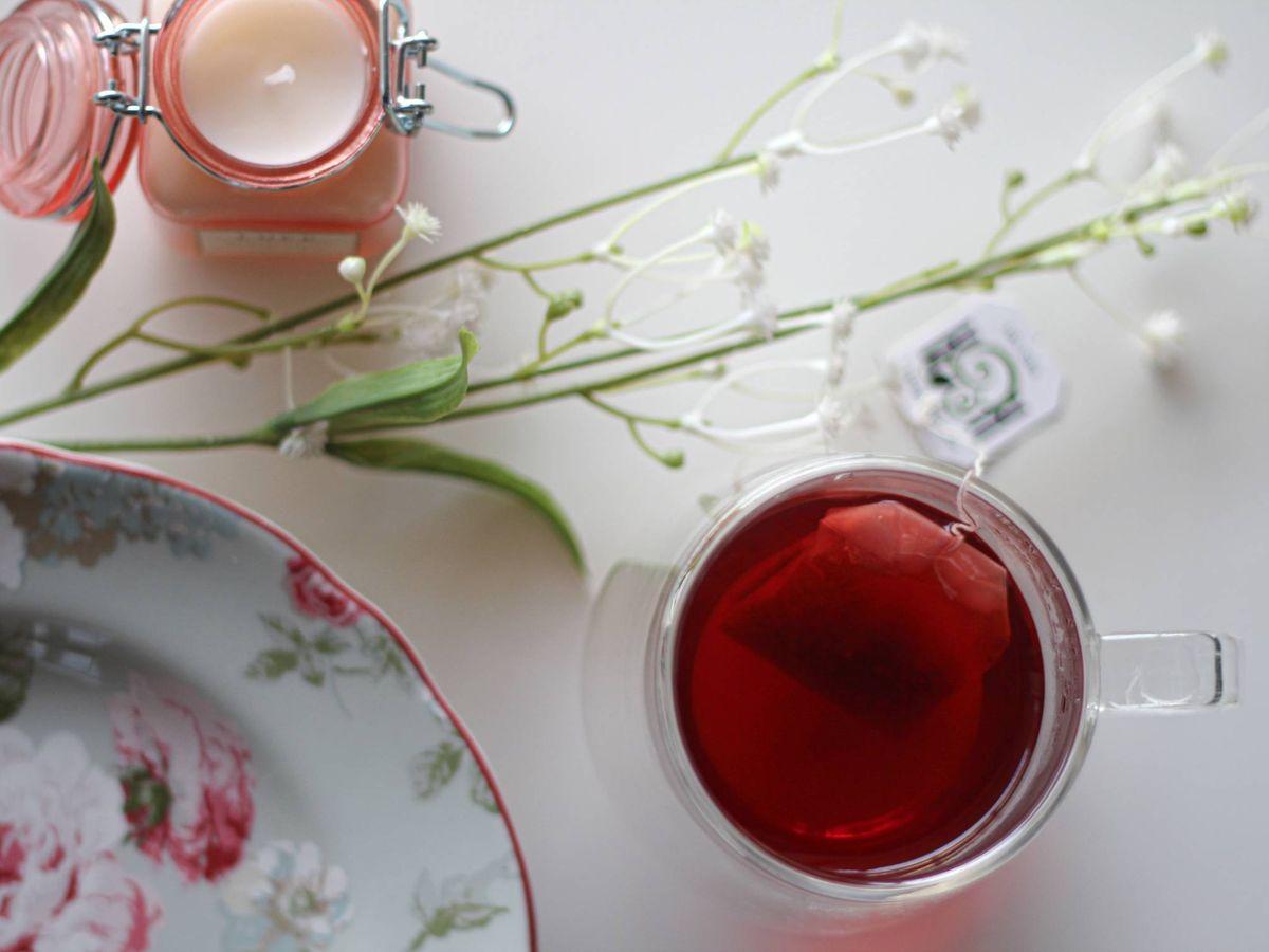 Foto: Dieta del té rojo para adelgazar. (Nada Gamal para Unsplash)