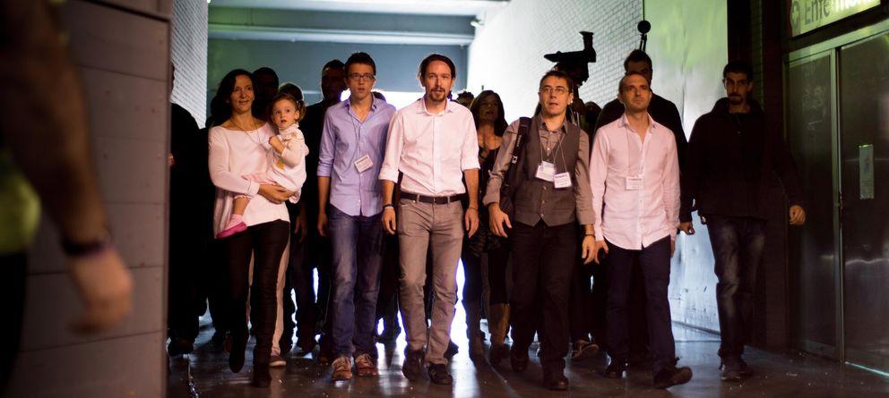 Foto: La promotora de Podemos presentará una lista en bloque para optar al consejo ciudadano de la formación. (Daniel Muñoz)
