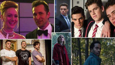 Seis series de estreno que no te puedes perder en octubre