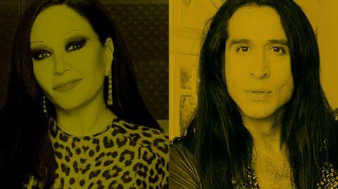 David Delfín, Alaska, Mario Vaquerizo: la otra familia de Bimba Bosé
