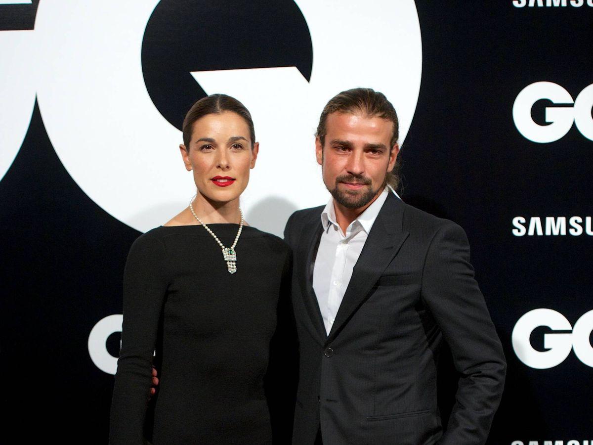 Foto: Mario Biondo y Raquel Sánchez Silva, en una entrega de premios en 2012. (Getty)