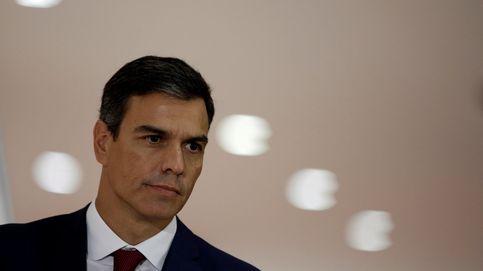 Las horas más oscuras del Gobierno Sánchez