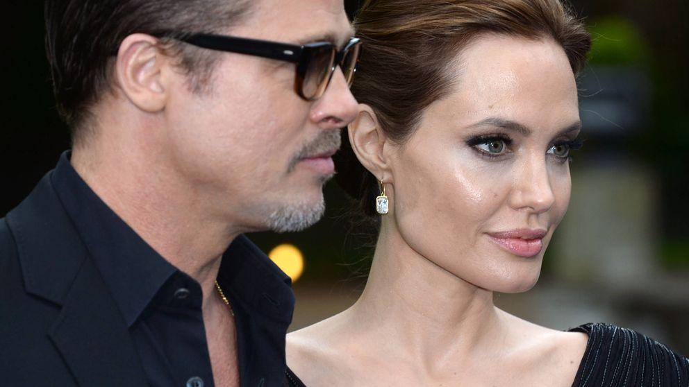 El divorcio de Brad y Angelina paraliza el rodaje de 'África''