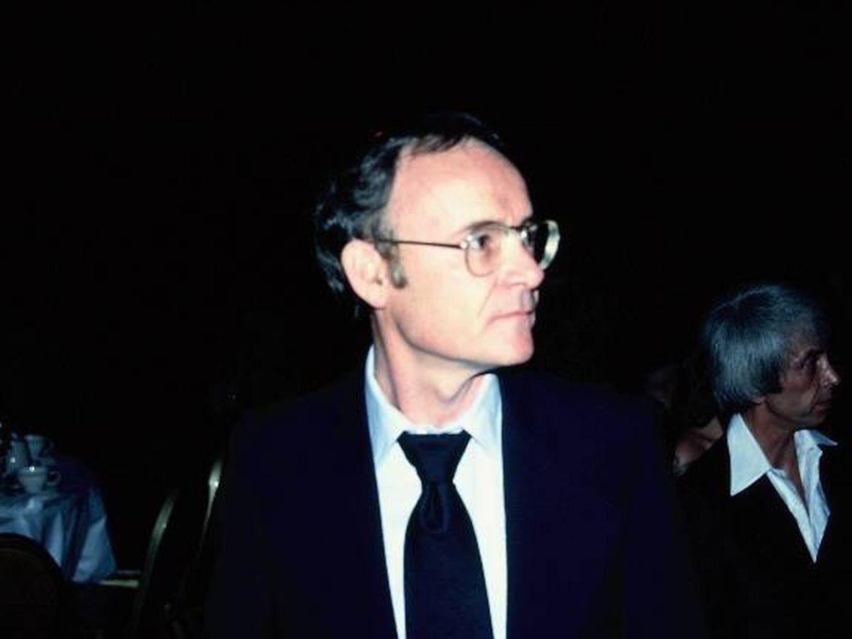 Foto: Buck Henry en una foto tomada durante una premiere en 1978. Foto: C.C.