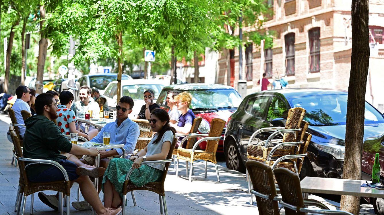 El actividad en España frena su sangría, pero augura una caída del 10% del PIB