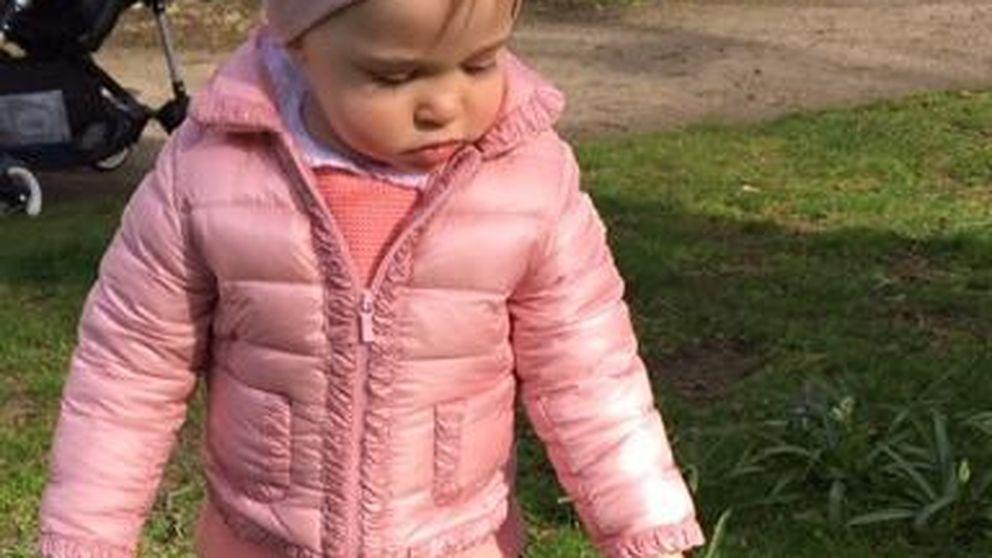Facebook- Magdalena de Suecia presume de su hija, Leonore