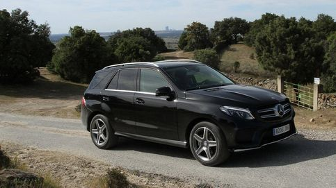 Mercedes GLE, un todoterreno escondido debajo de un SUV de lujo