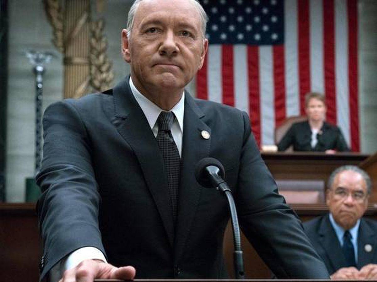 Foto: El actor Kevin Spacey, en una imagen de 'House of Cards'. (Netflix)