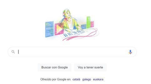 Google rinde homenaje al DJ Avicii con un 'doodle' el día que hubiese cumplido 32 años