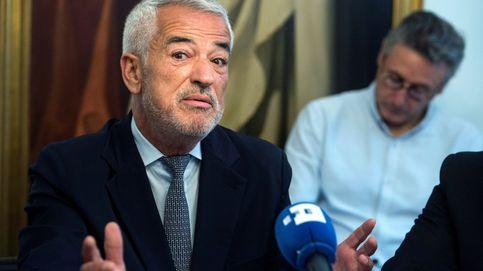 El presidente de Ausbanc aprovecha el caso Villarejo para querellarse contra el BBVA