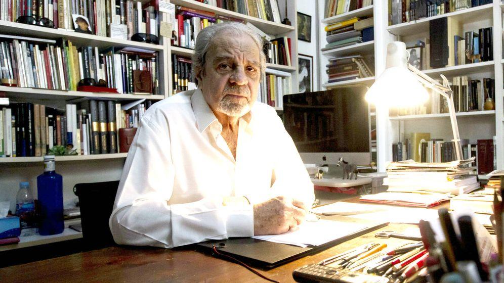 Foto: Juan Marsé. (EFE)