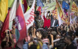 ¿Se la juegan las empresas españolas con la victoria de Dilma en Brasil?