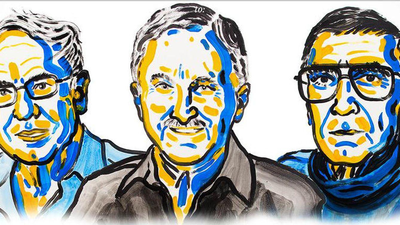 Los descubridores de la reparación del ADN ganan el Premio Nobel de Química