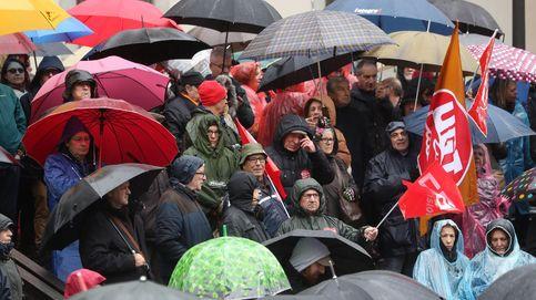 Barcelona, Madrid, Bilbao... Miles de jubilados vuelven a reclamar pensiones dignas