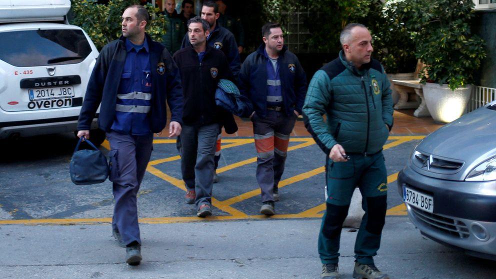 Arranca la fase final del rescate de Julen: los mineros bajan por el túnel paralelo