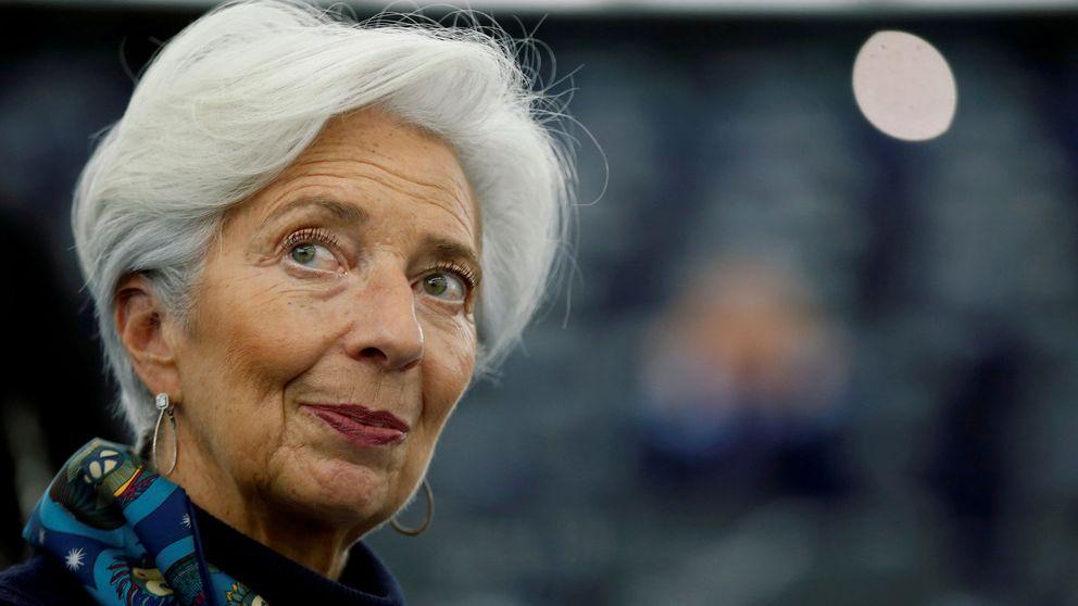 El BCE anticipa una recuperación del PIB de la eurozona de entre el 4% y el 6% en 2021
